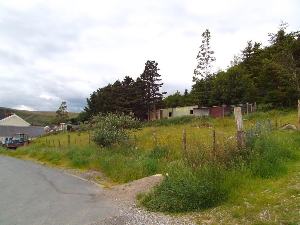 Auction 375 LOT 17 Land at Pwllcarn Terrace, Blaengarw, Bridgend, Mid Glamorgan, CF32 8AS