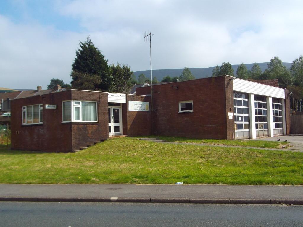 Auction 375 LOT 1 Former Maesteg Ambulance Station, Coegnant Road, Maesteg, Mid Glamorgan, CF34 0TW