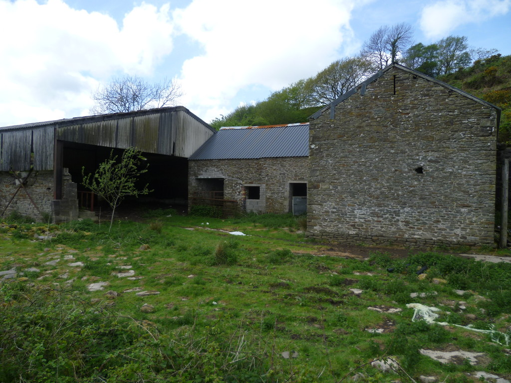 Unconverted Stone Barn to the rear of Graig Terrace, Blackmill, CF35 6EA
