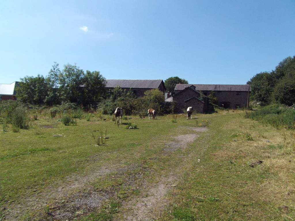 Former Parc Farm Buildings, Heol Spencer, Coity, Bridgend, CF35 6AU