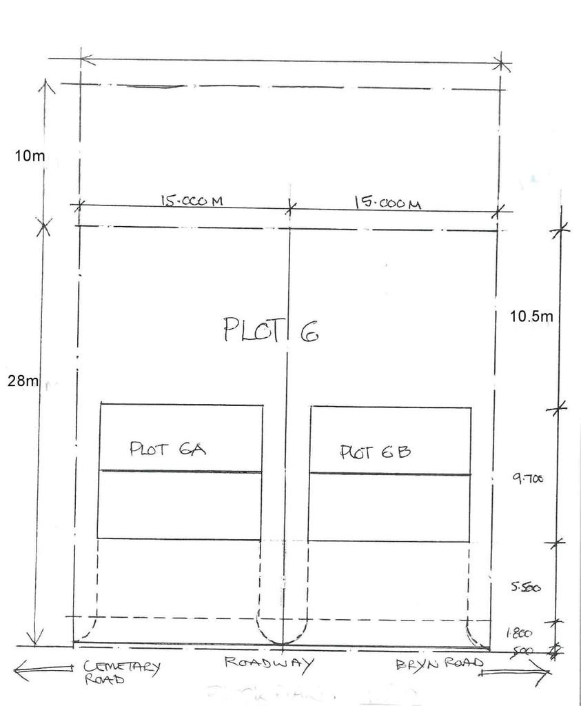 Building Plot 6A Bryn Road, Ogmore Vale, Bridgend, CF32 7DN