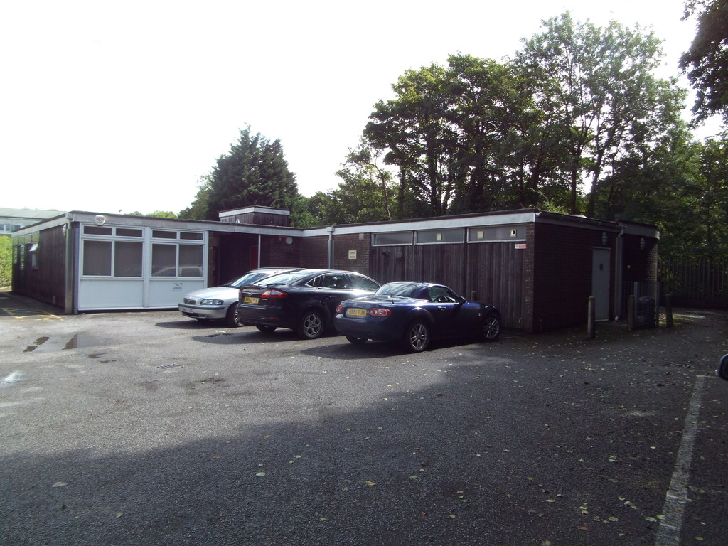 Detached Office Building, Off Bridgend Road, Aberkenfig, Bridgend, CF32 9AW