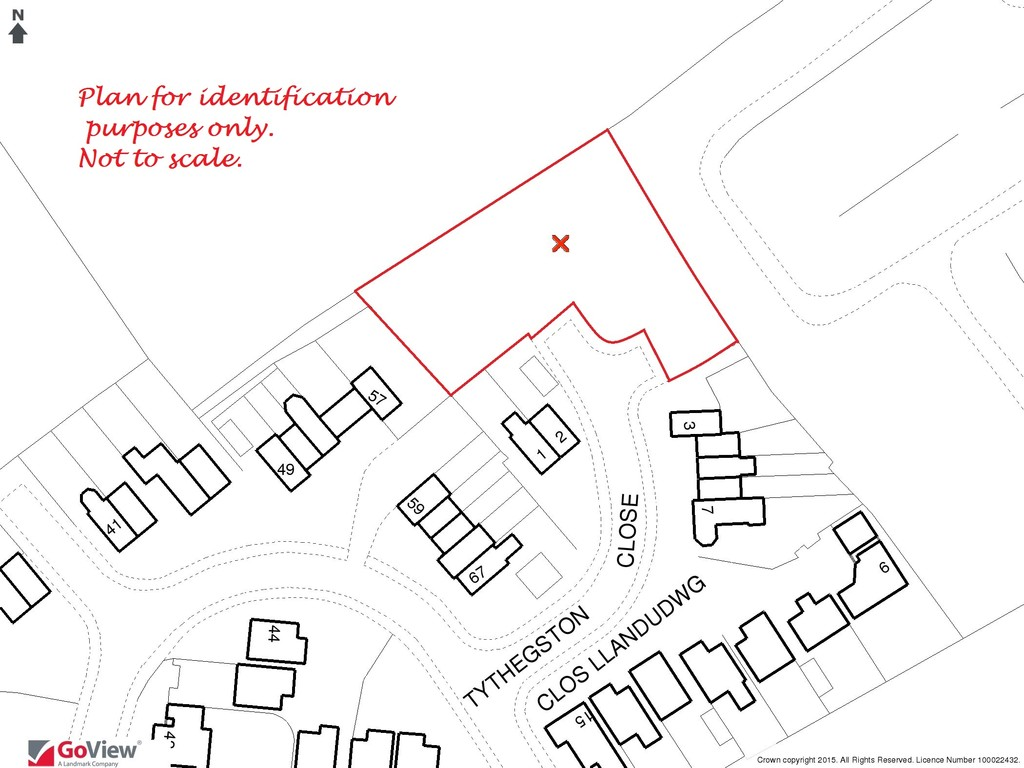 Residential Development Land at Tythegston Close, Nottage, Porthcawl, CF36 3HL