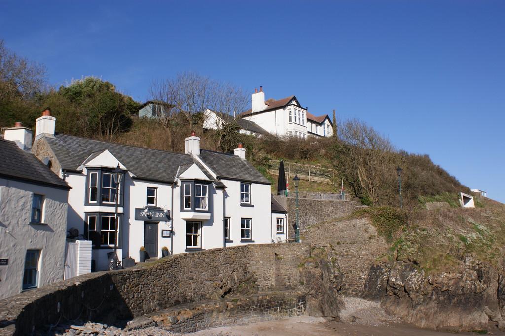 Haven Fort Hotel, Little Haven, Broad Haven, Haverfordwest, Pembrokeshire, West Wales, SA6 3LA