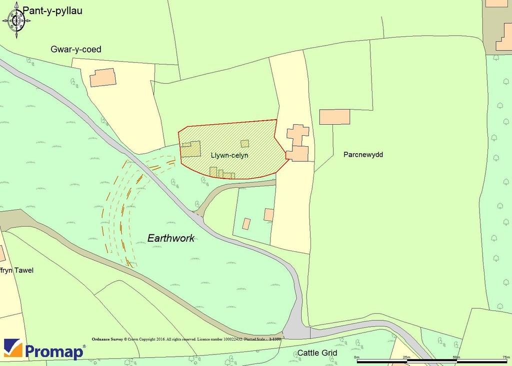 LOT 9, Llwyncelyn, Pantypwllau, Coity, Bridgend, Bridgend County Borough, CF35 6BP
