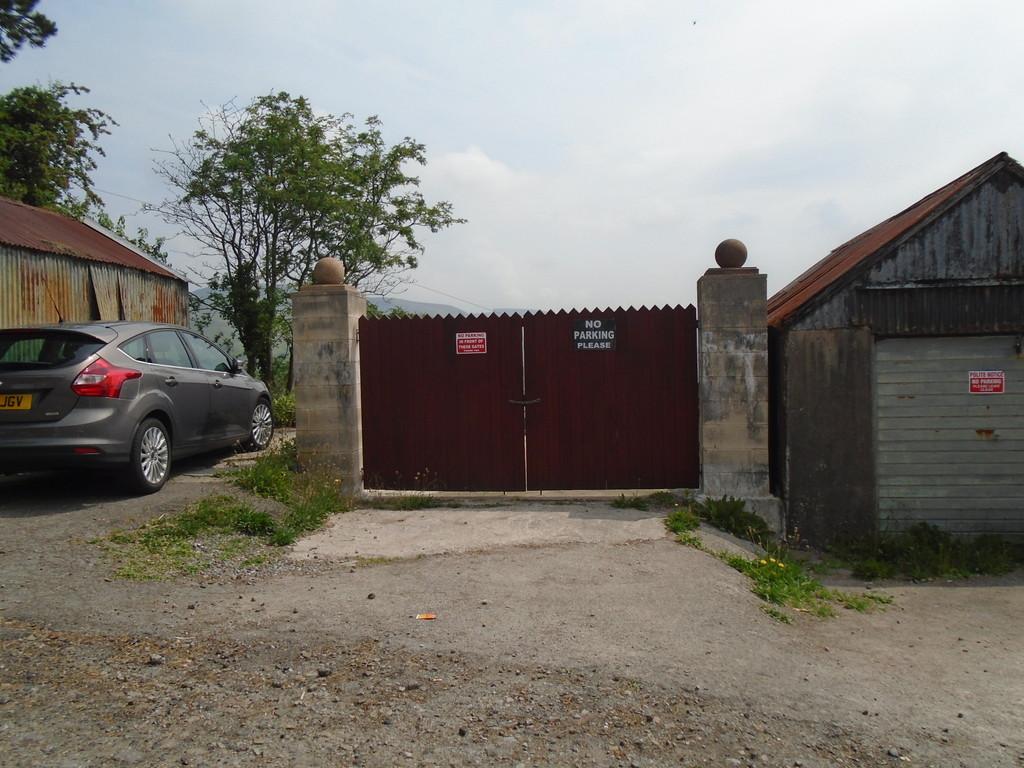 LOT 1 Garage Site/Hardstanding, Rear Of Neath Road, Maesteg, CF34 9PG