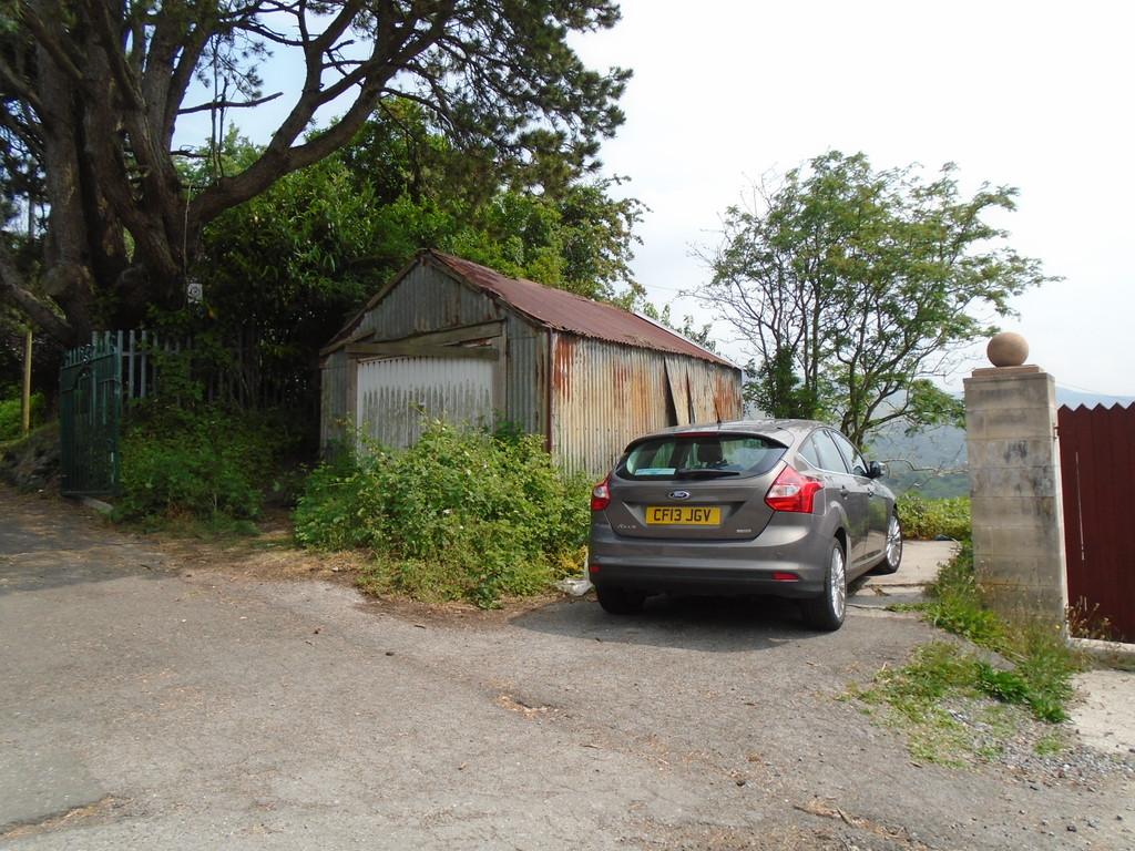 LOT 2 Garage Site/Hardstanding, Rear of Neath Road, Maesteg, CF34 9PG