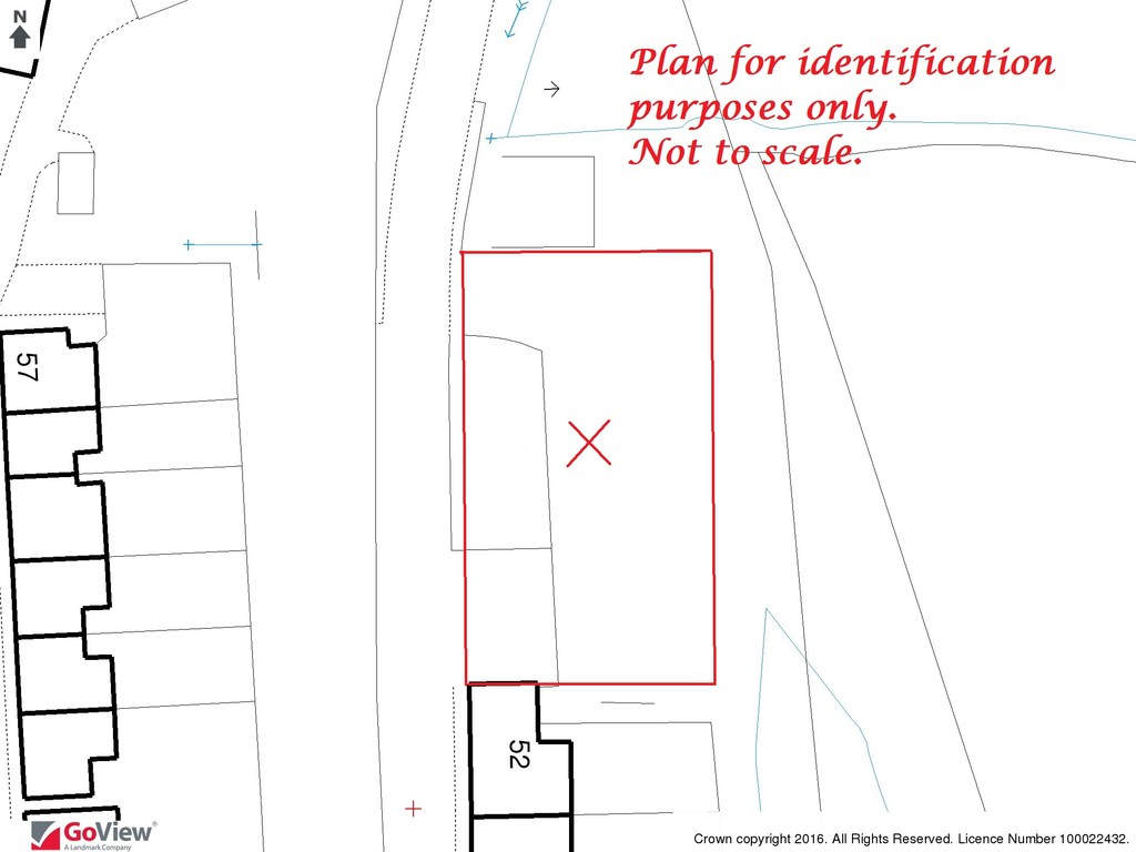 LOT 3 Land Fronting North Vale View, Nantymoel, CF32 7PB