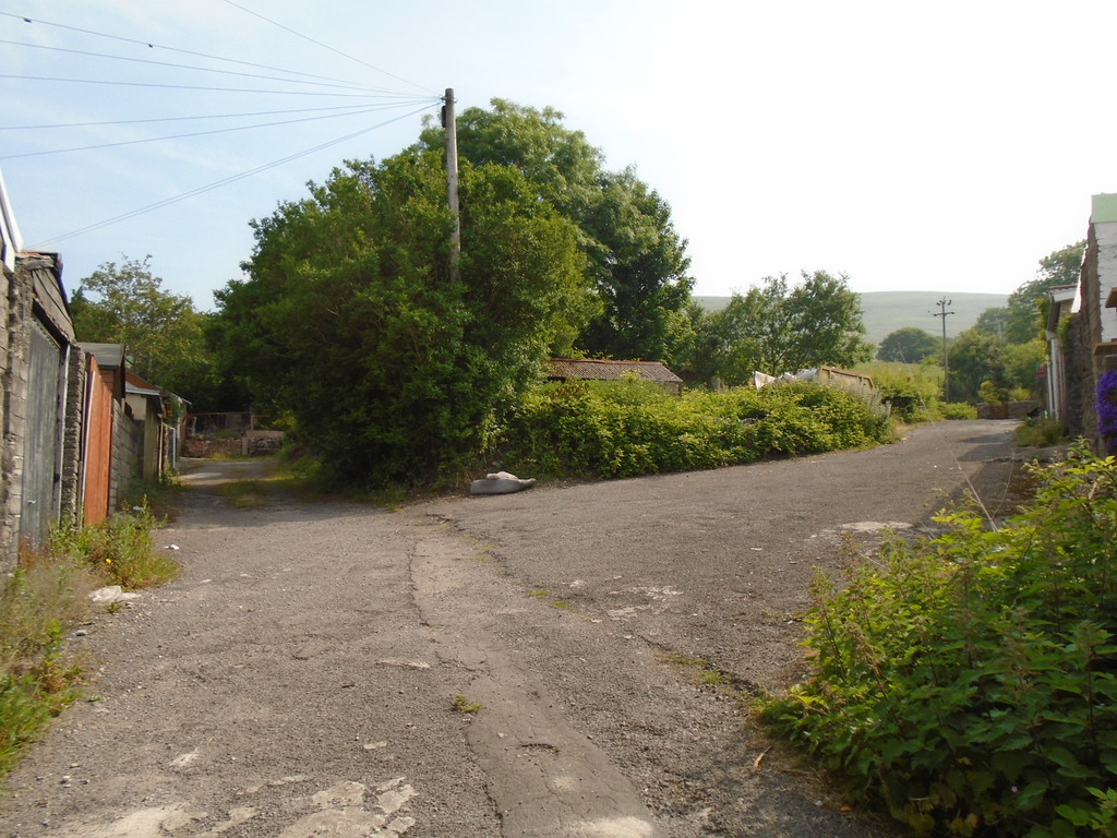 LOT 7, Land to the rear Llanharan Terrace, Nantymoel, Bridgend, CF32 7TA