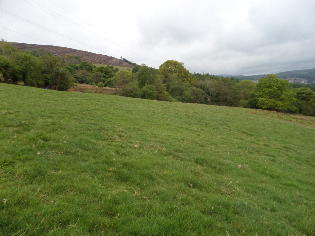 LOT 3, Approx. 19.56 Acres of Pasture Land and Woodland at Cilfynydd, Near Llanfabon