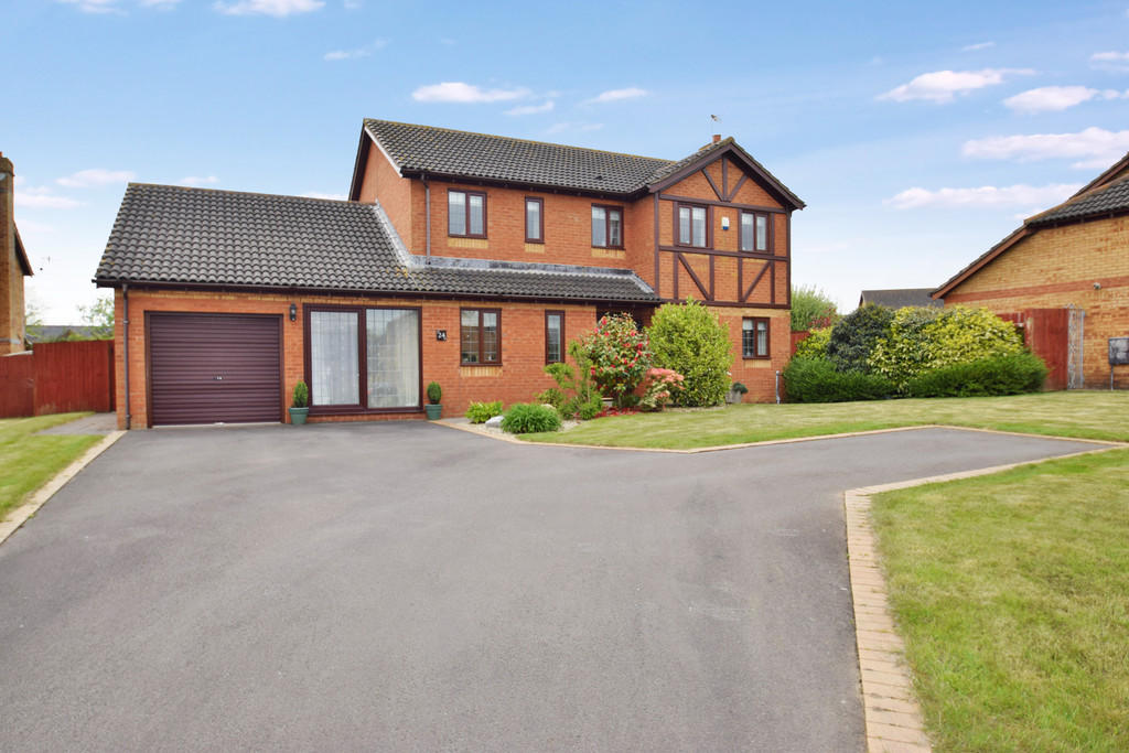 Detached Property Situated Within An Exclusive Development Of Executive Properties, Margam