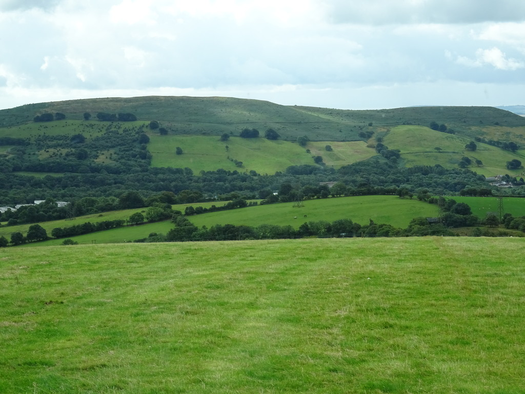 Approximately 12.73 acres of agricultural land at Groeswen, Caerphilly
