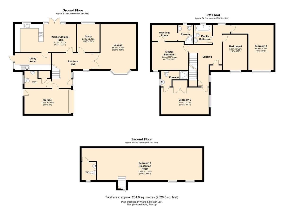 1 Hillside Court, Hillside Green , Pen Y Fai, Bridgend, Bridgend County Borough, CF31 4DS