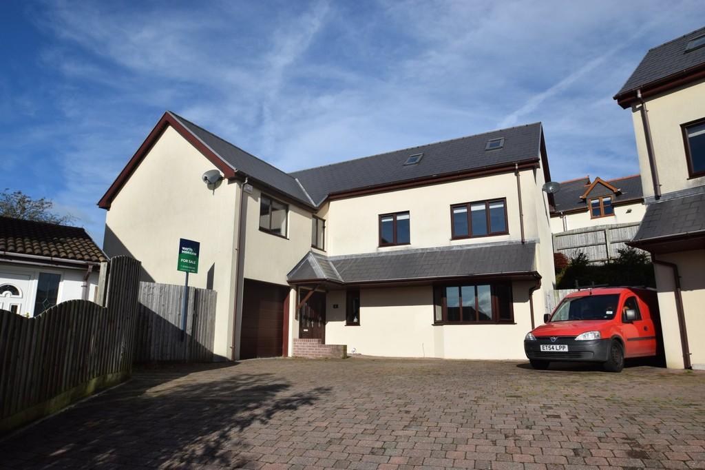A Beautifully Presented, Spacious Detached Property Situated In The Sought After Village Of Pen-Y-Fai, Bridgend