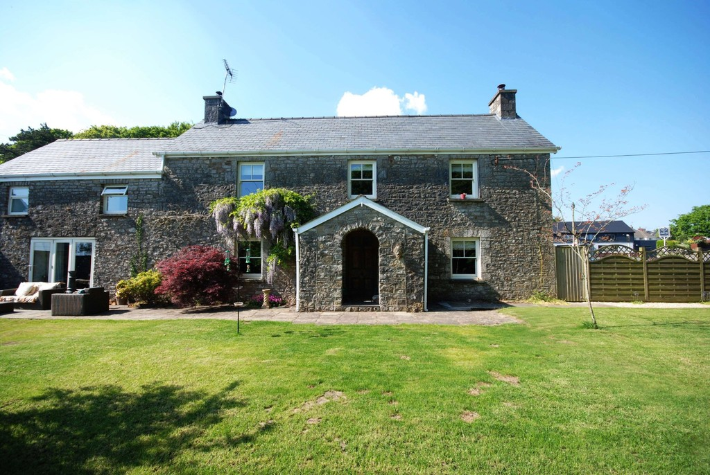 *Recently Reduced* A Handsome, 4 Bed Period Property Including Adjoining Barn Conversion, Ystradowen, Near Cowbridge