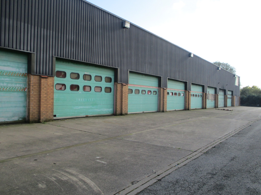 Modern Industrial/Warehouse, Unit 2, Measglas Retail Park, Newport, NP20 2NS