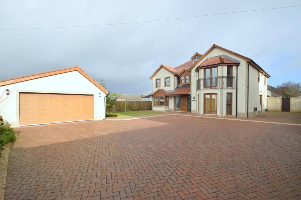 Ty Brithweunydd, 163 West Road, Nottage, Porthcawl, Bridgend County Borough, CF36 3RT.