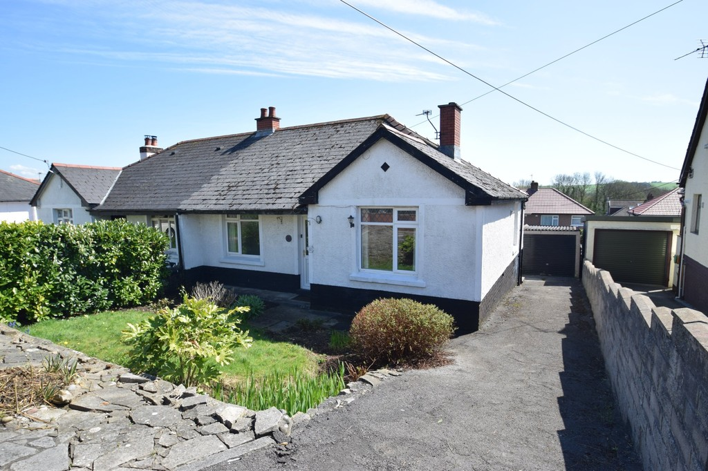 Semi-Detached Bungalow In A Sought After Location Offering Vast Potential & Set Within A Sizable Plot, Wyndham Crescent, Bridgend