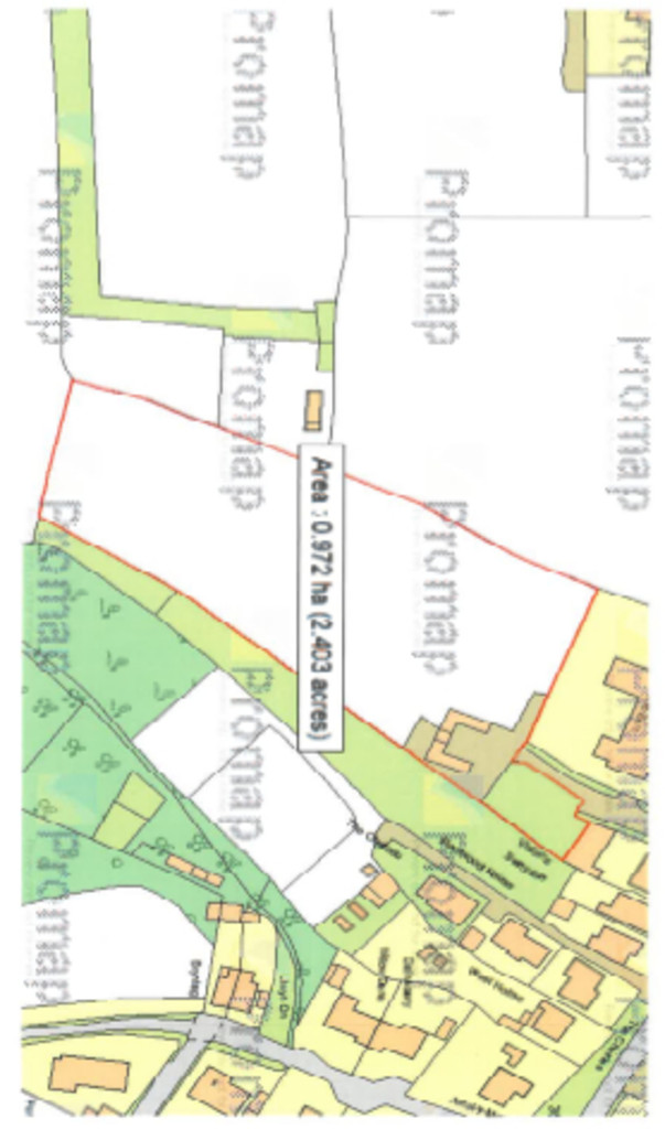 Building Plot, Stables & Land adjacent to the Old Barn, Maudlam, Bridgend, CF33 4PH