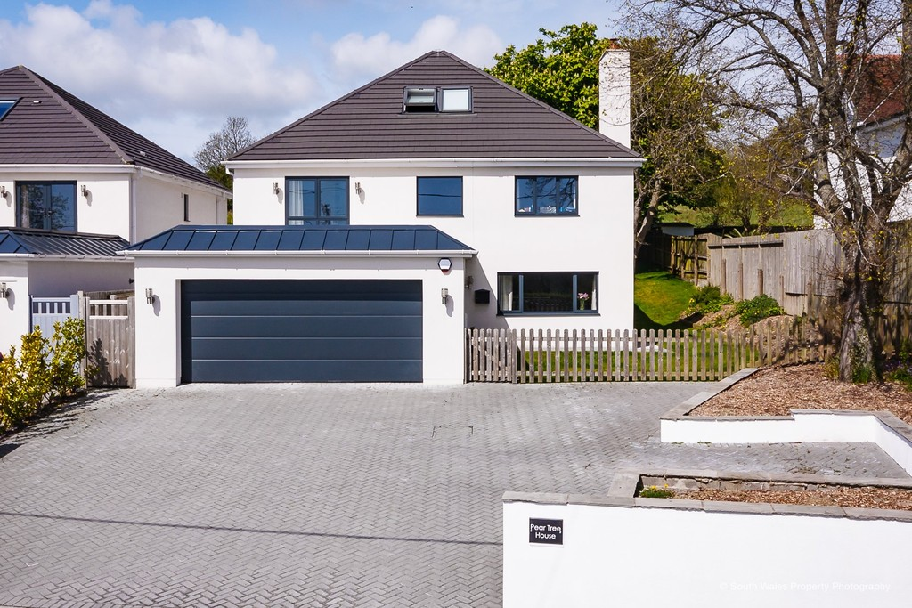 Meticulously Designed With High Quality Fittings And Innovative Features, A 5 Bed Detached Property Situated In An Elevated Position With Panoramic Views, Dinas Powys