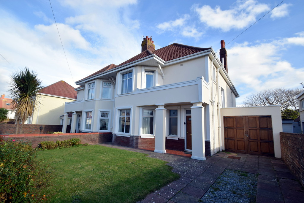 A Traditional 4 Bedroom, Semi Detached Property Located in Lougher Gardens In The Coastal Town Of Porthcawl, Near Bridgend