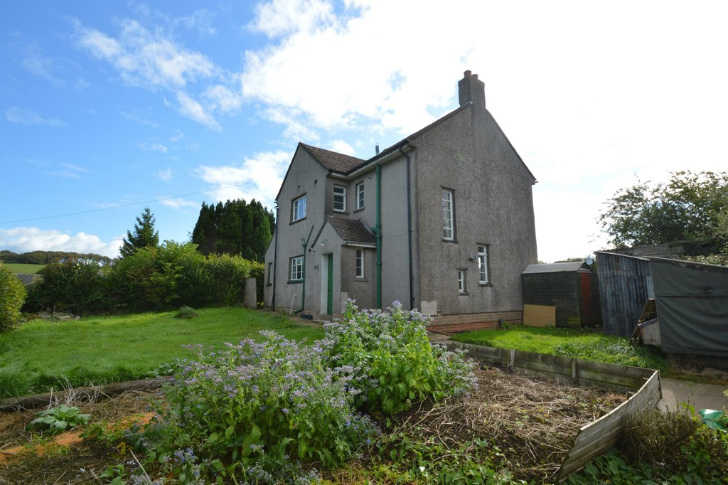 A Detached, 3 Bedroom Home With Scope To Extend And With Adjoining Land of 10 Acres, Welsh St Donats, Near Cowbridge