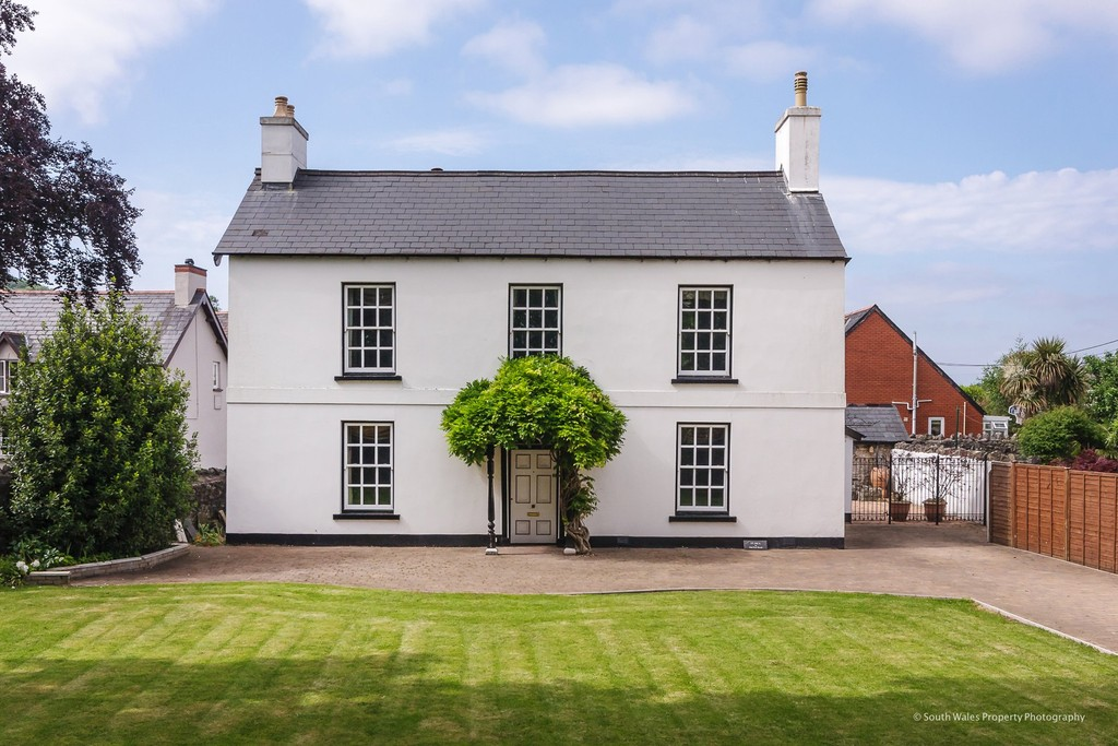 A Wonderfully Handsome 4 Bed Home Within Its Own Enclosed Plot, Wenvoe, Vale of Glamorgan