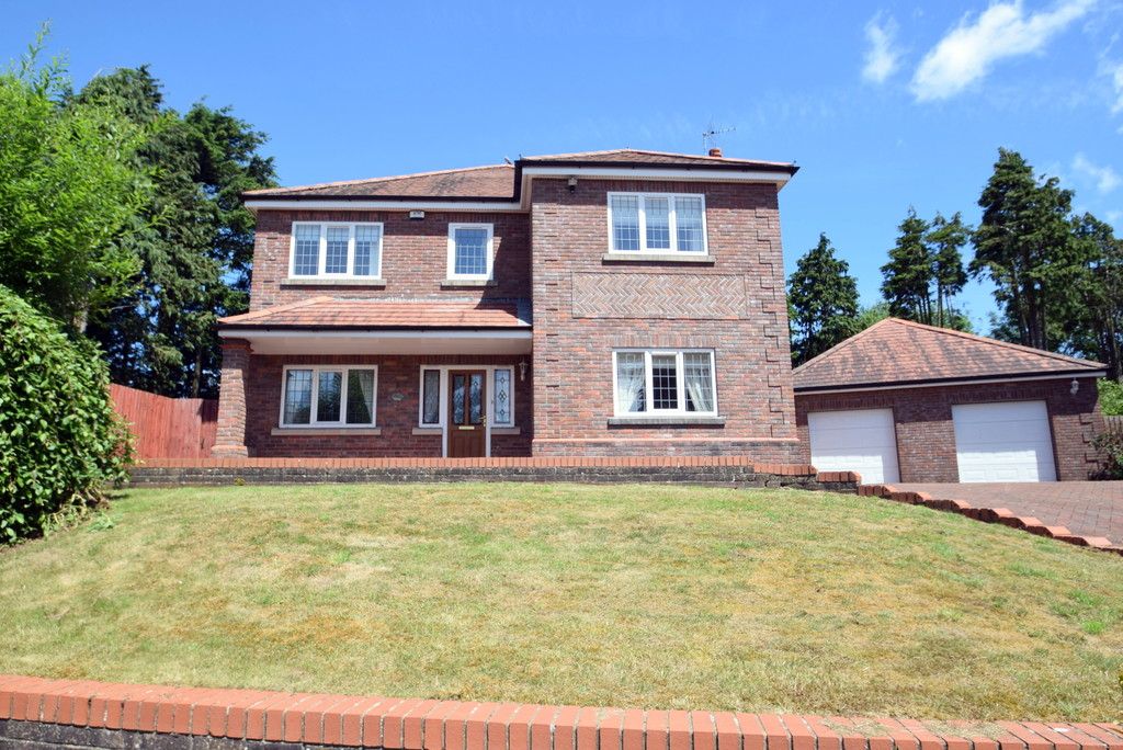 Individually Designed, Detached Property Within An Exclusive Development, Leckwith Rise, Bridgend