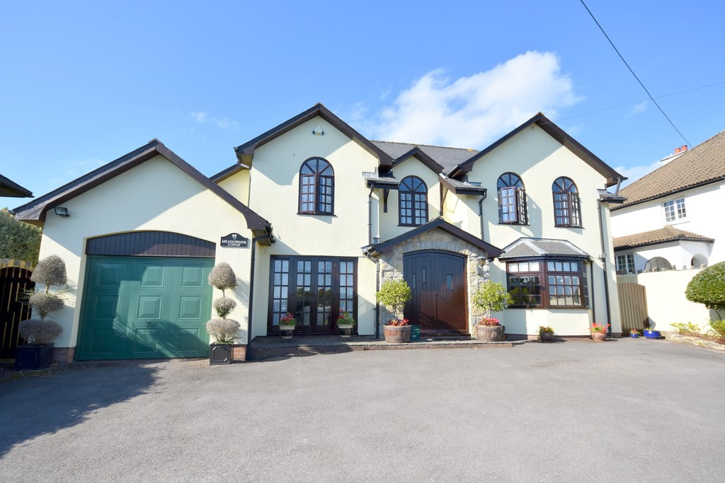 An Individual, 4 Bedroom Detached Property Set Within A Delightful Plot With Countryside Views, Dinas Powys, Vale of Glamorgan