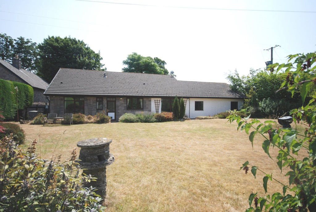 An Extremely Large, 3 Bedroom Bungalow Set On A Sizeable Plot With Considerable Potential To Extend, St Lythans, Near Wenvoe