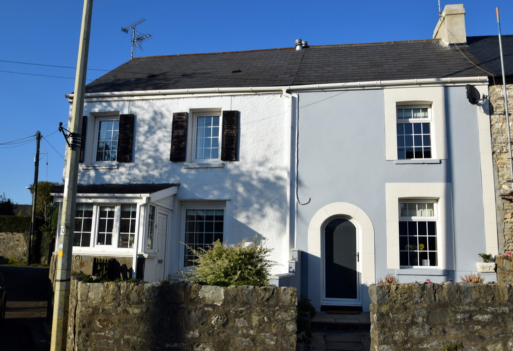 A Completely Renovated Cottage With 2 Double Bedrooms, Immaculately Presented With No Chain, Laleston, Bridgend