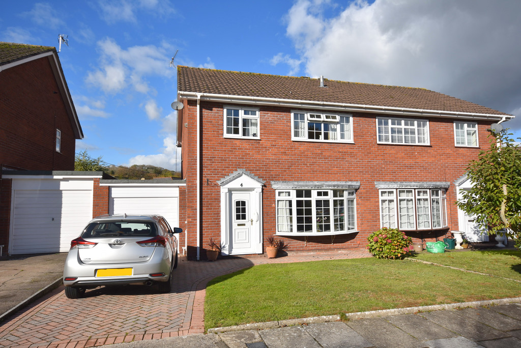 A Well Presented, 3 Bedroom Semi Detached Property Situated In A Quiet Cul-De-Sac, Wenvoe, Cardiff