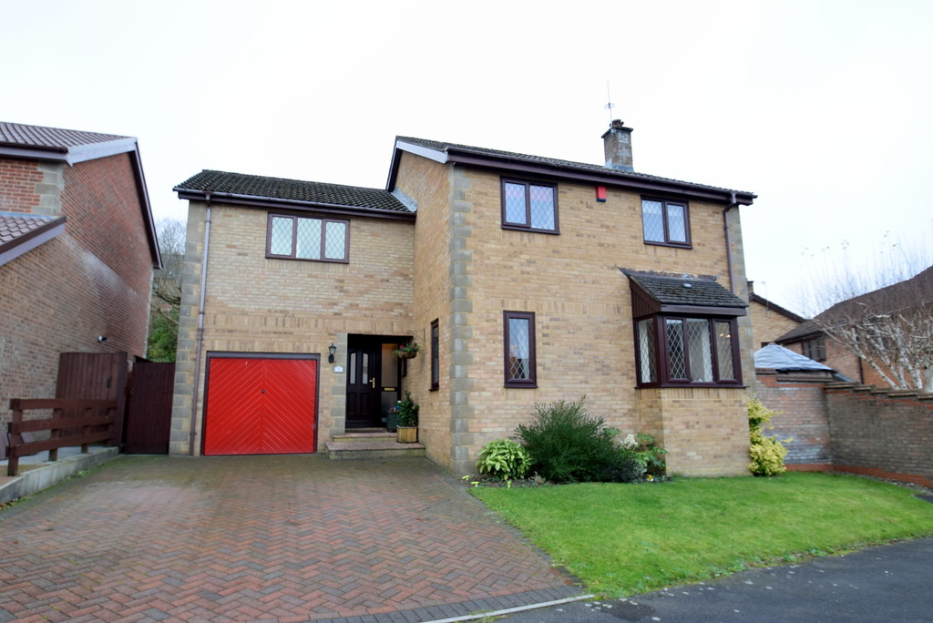 An Extended, 5 Bedroom Property Within Close Proximity To Reputable Schools, Linnet Way, Brackla, Bridgend