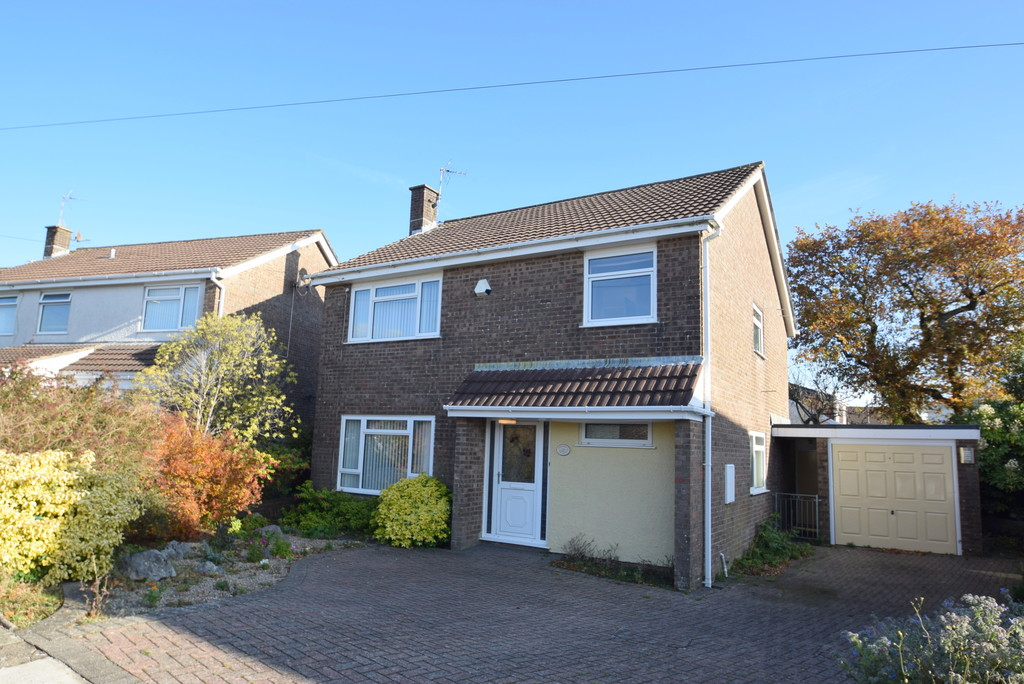 A 4/5 Bedroom Home Together With A Self Contained Annex, Gwalia Close, Litchard, Bridgend