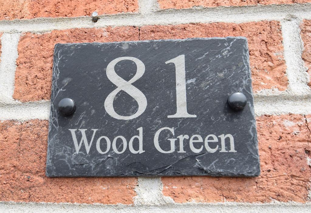 81 Wood Green, Bridgend, Bridgend County Borough, CF31 4DY