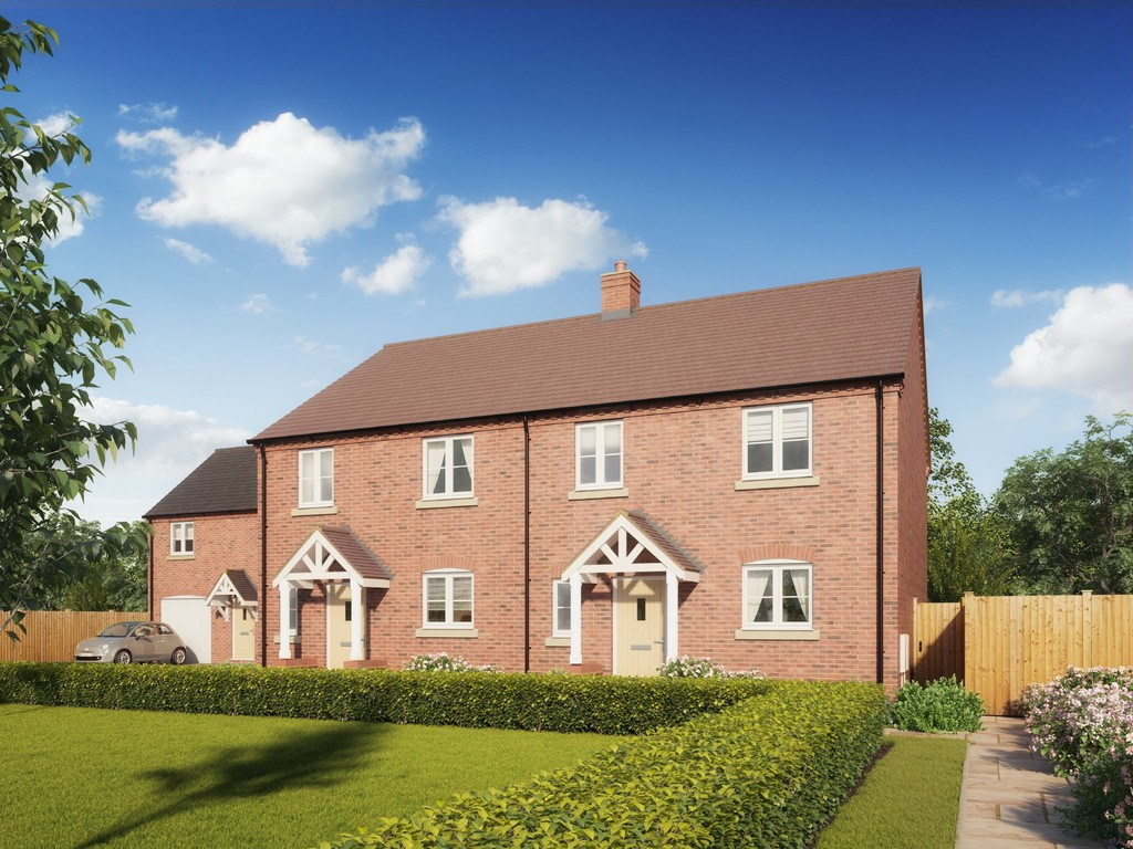 3 Bedroom Semi-Detached House, Plot 15 The Avon, Seven Arches, Barford