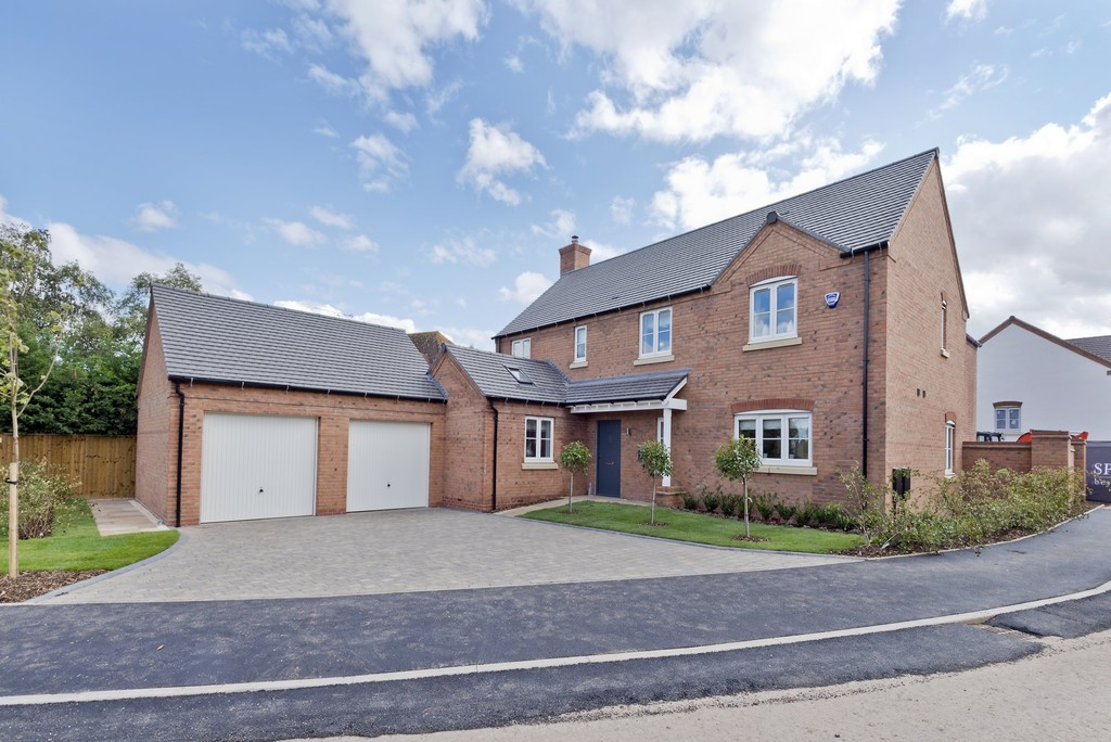 5 Bedroom Detached House, Plot 25 The Severn, Seven Arches, Barford