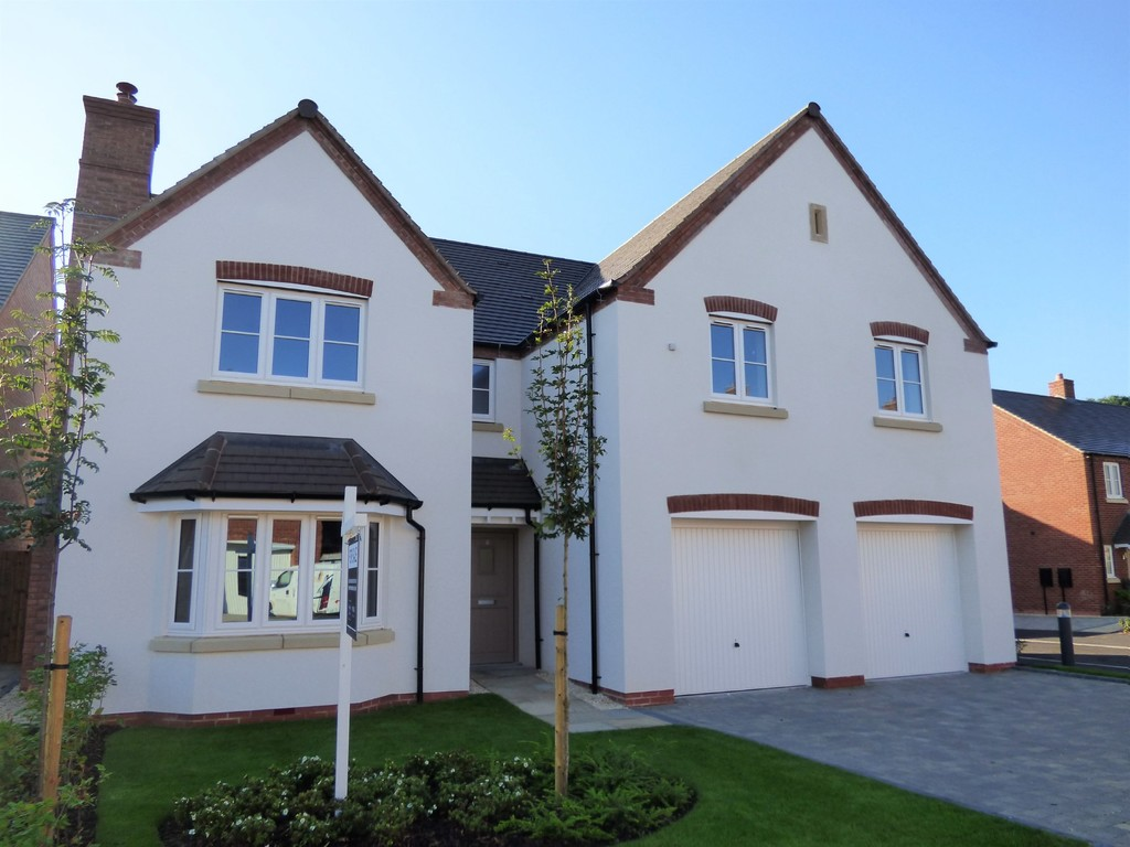 4 Bedroom Detached House, Plot 18 The Victoria, Seven Arches, Barford
