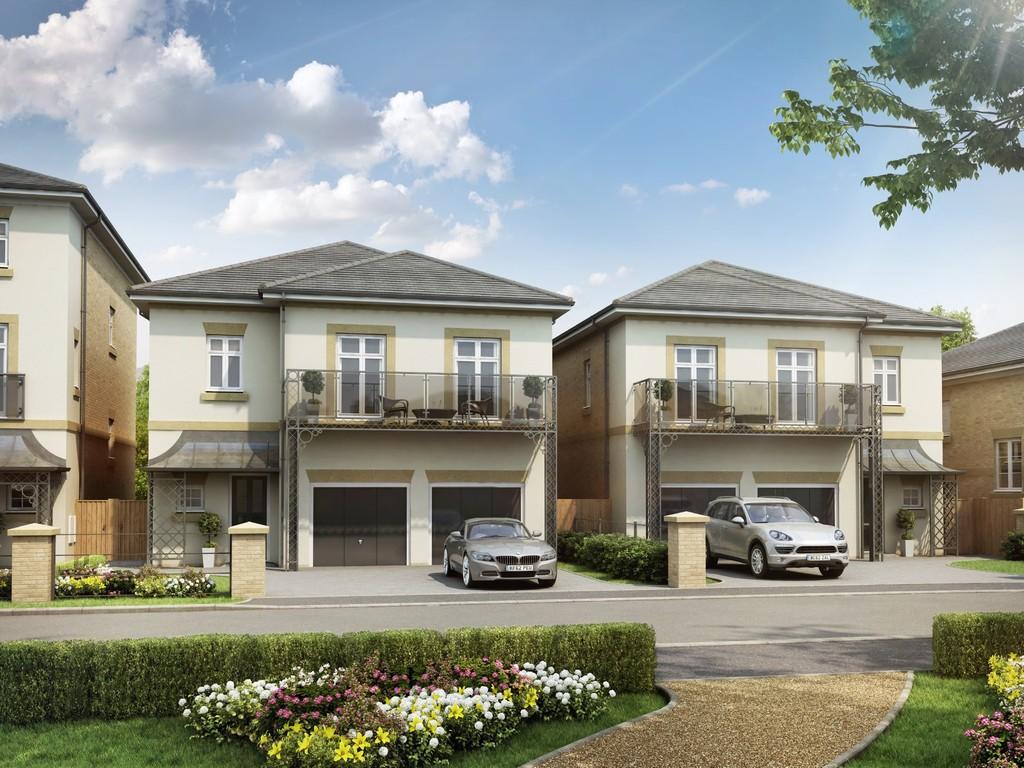 3 Bedroom Detached House, Plot 5 Soane Villa, Regents Green
