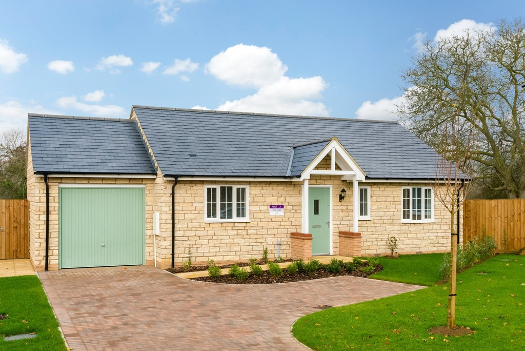 2 Bedroom Detached Bungalow, Plot 2, Compton Chase, Long Compton