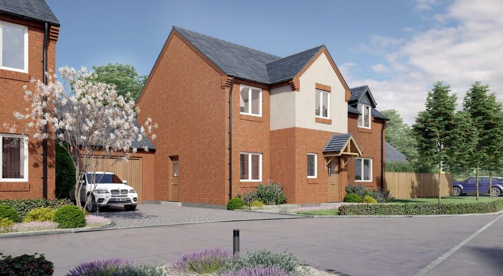 4 Bedroom Detached House, Plot 1 Wellington Gardens II, Bidford On Avon