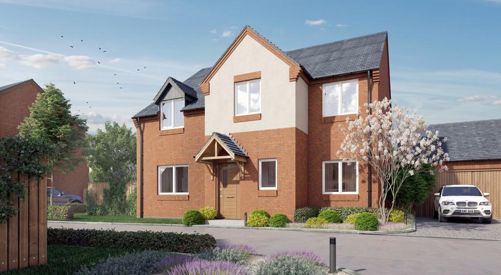 4 Bedroom Detached House, Plot 2 Wellington Gardens II Bidford On Avon
