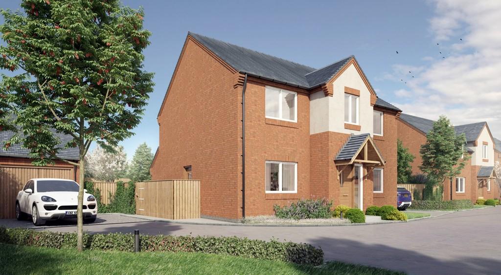 4 Bedroom Detached House, Plot 3 Wellington Gardens II, Bidford On Avon