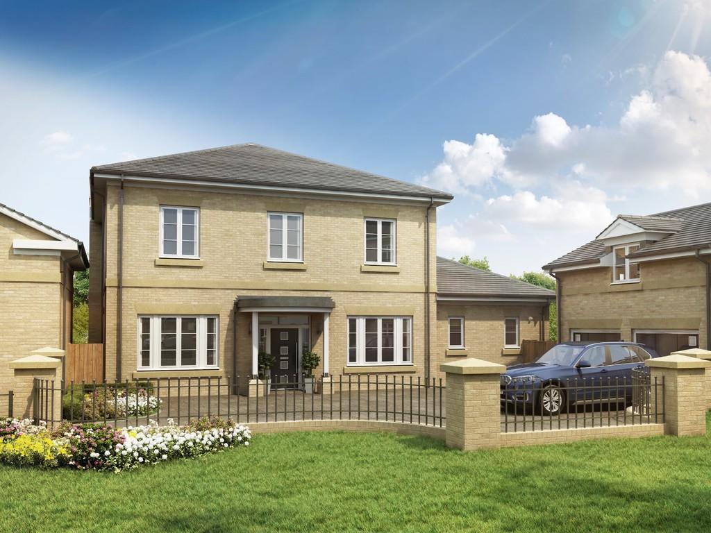 5 Bedroom Detached House, Plot 4, Victoria Villa, Regents Green