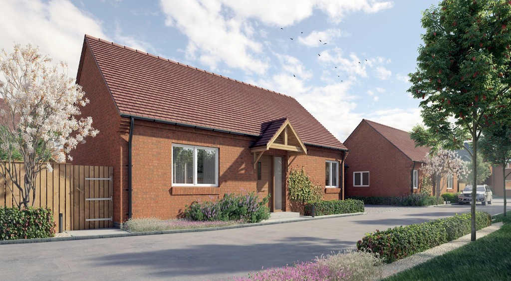 2 Bedroom Detached Bungalow, Plot 5 Wellington Gardens, Bidford On Avon