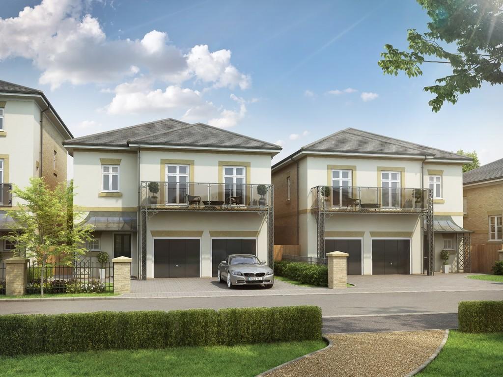 3 Bedroom Detached House, Plot 6, Soane Villa, Regents Green