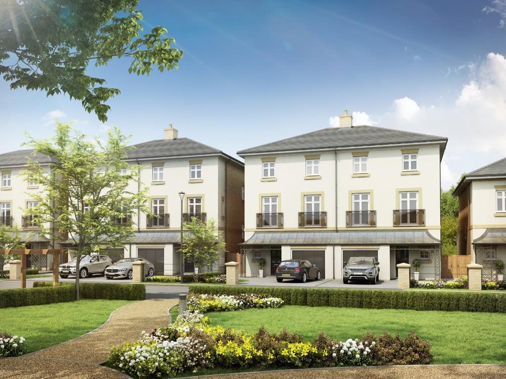 4 Bedroom Town House, Plot 8 Langham Villas, Regents Green