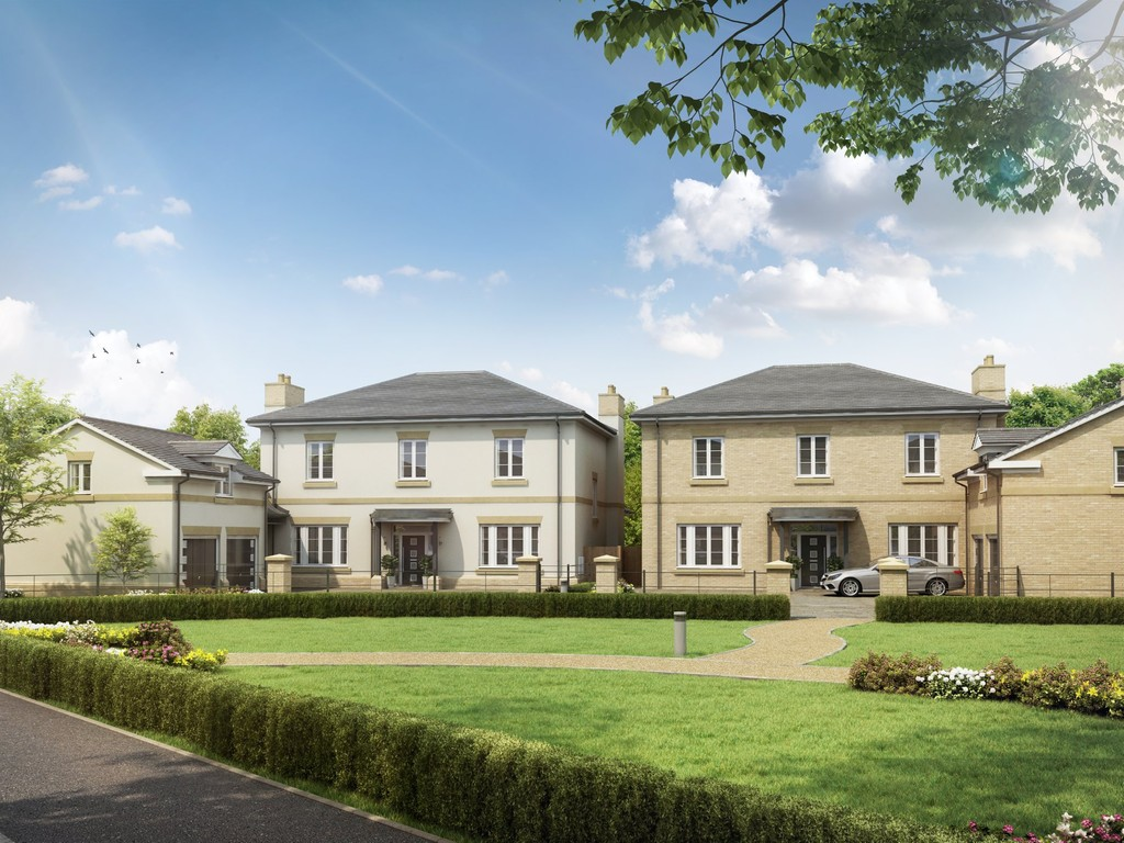 5 Bedroom Detached House, Plot 2 Carlton Villa, Regents Green