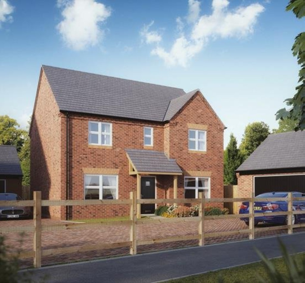 4 Bedroom Detached House, Plot 4 The Hidcote, Swithin's Wood