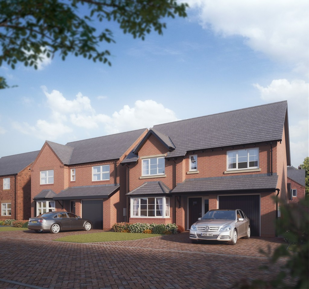4 Bedroom Detached House, Plot 22 The Cambridge, Swithin's Wood